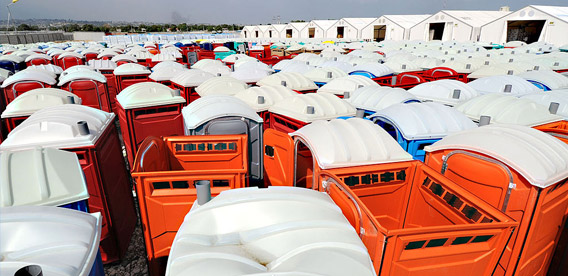 Champion Portable Toilets in Paragould,  AR